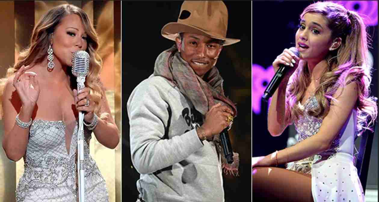 2014 TODAY Summer Concert Series Includes Mariah Carey, Ariana Grande, Pharrell, And More