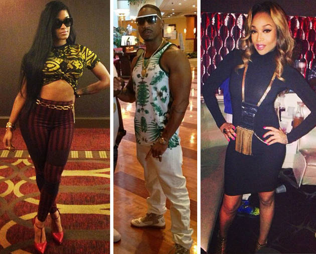 Did Joseline Hernandez Fire Back at Mimi Faust in New Instagram Pic? (PHOTO)