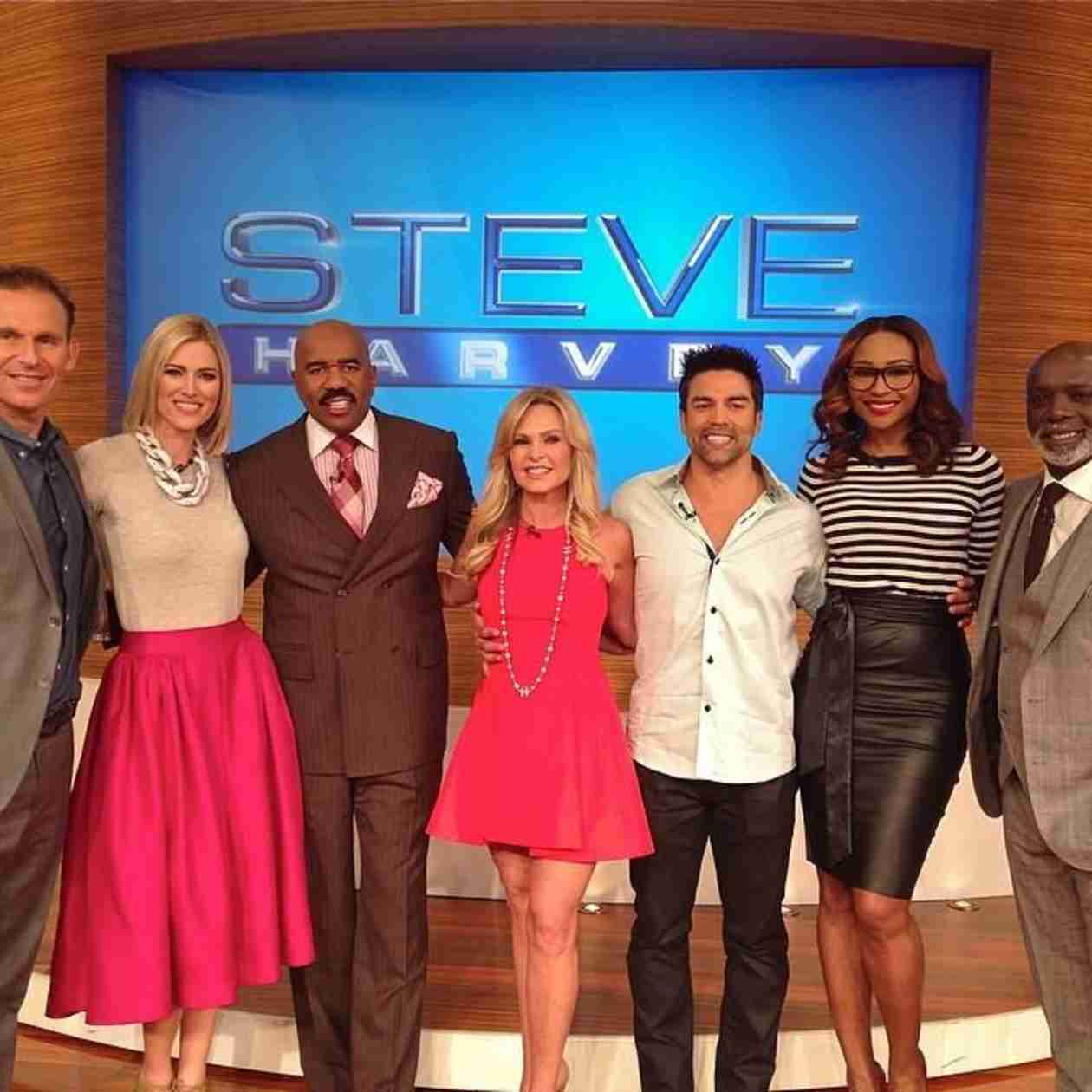 Tamra Barney to Appear on Steve Harvey — Which Other Housewives Are Joining Her? (PHOTO)