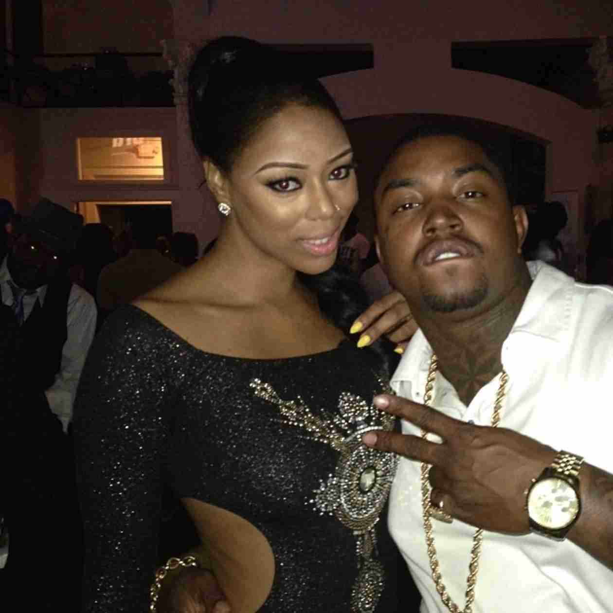 "Bambi ""Fires Shots"" at Lil Scrappy and His Other Woman (PHOTOS)"