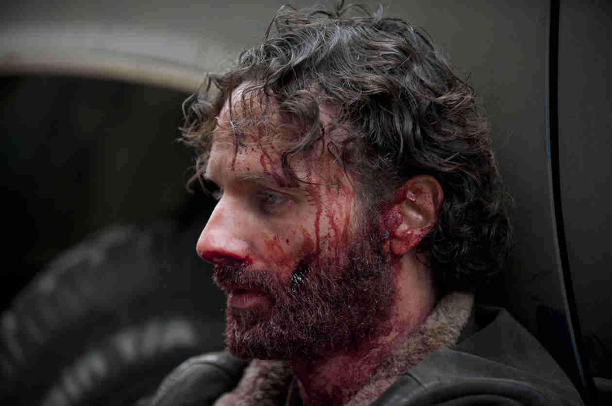 "The Walking Dead Season 5: ""It'll Get Messy"", But No More Dark Rick"