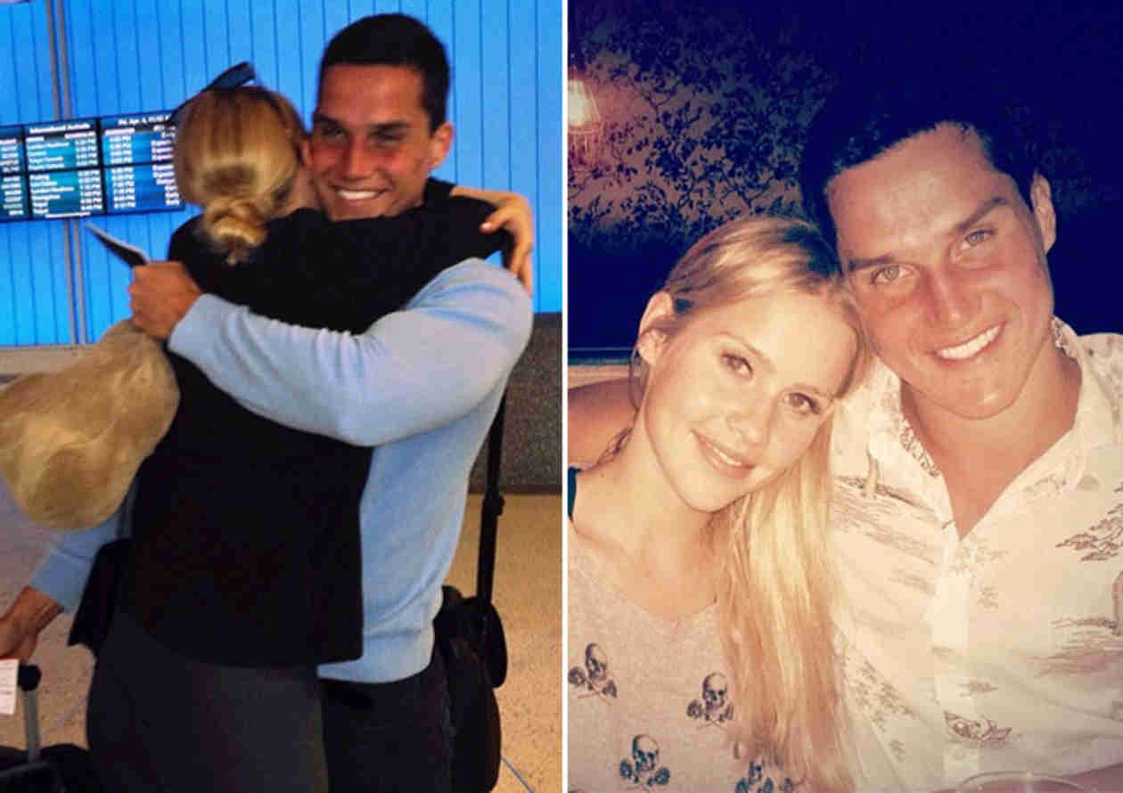 Claire Holt Gets a Sweet Visit From Her Family After Leaving The Originals (PHOTOS)
