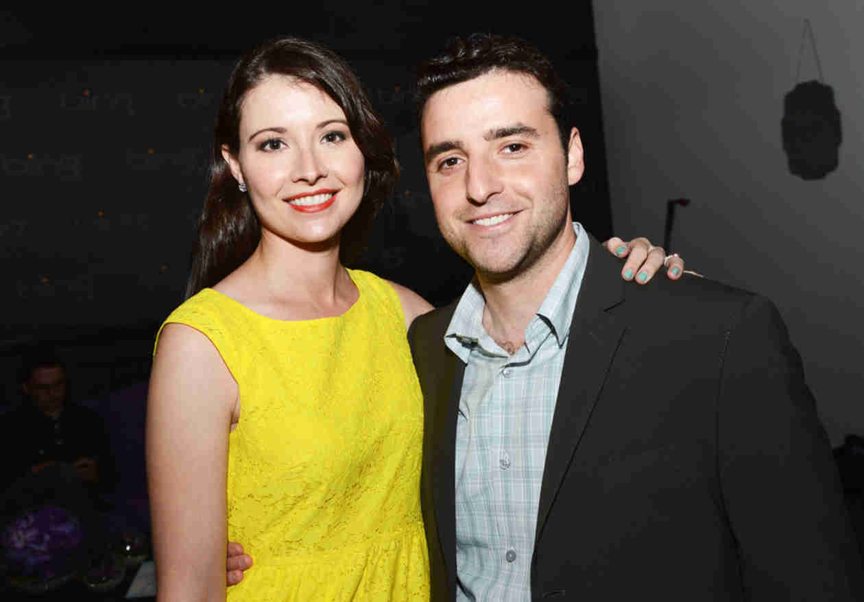 David Krumholtz Welcomes a Baby Girl — See the First Photo!