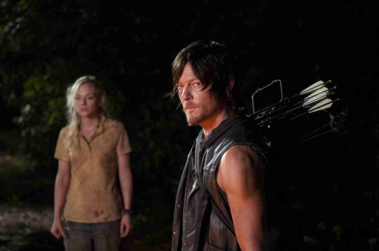 The Walking Dead Season 4: Norman Reedus's 3 Best Scenes as Daryl Dixon