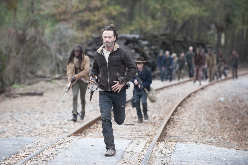 How Will The Walking Dead End? Scott Gimple Has an Idea! (VIDEO)