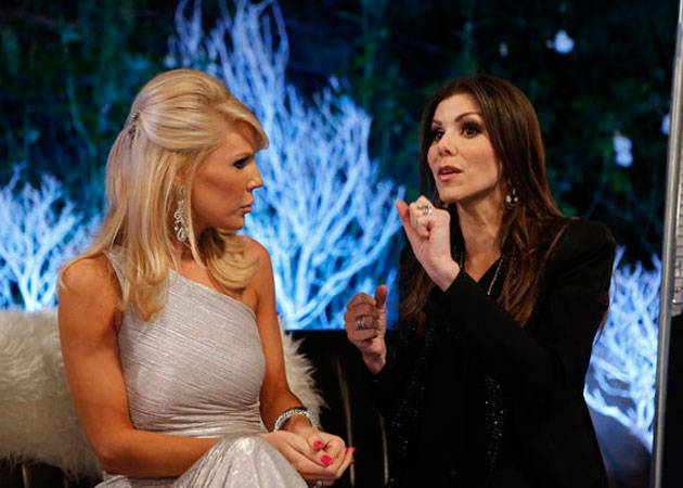 Heather Dubrow Sounds Off on Gretchen Rossi and Alexis Bellino's Firing (VIDEO)