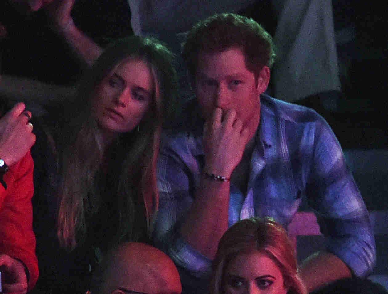 Prince Harry Splits With Cressida Bonas (VIDEO)