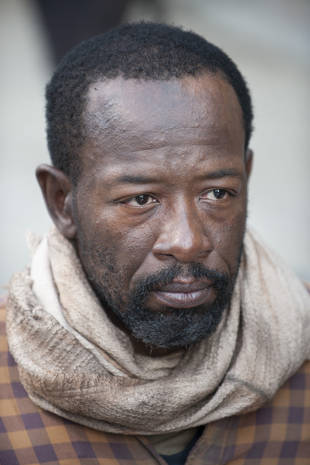 Lennie James Stars in New TV Series — What About Morgan on The Walking Dead Season 5?