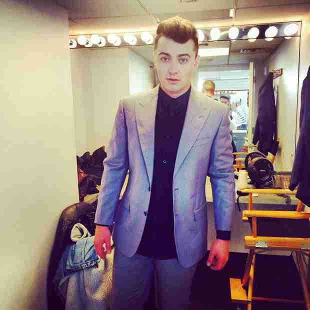 British Singer Sam Smith Officially Comes Out