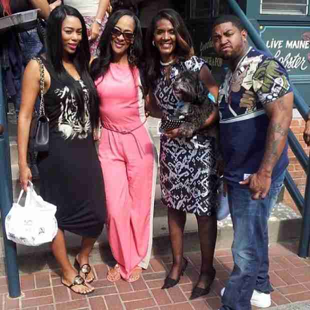 """Bambi Says Relationship With Momma Dee Is a """"Work in Progress"""" (PHOTOS)"""