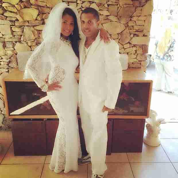 Did Benzino Get Married to Fianceé Althea Heart? (PHOTO)