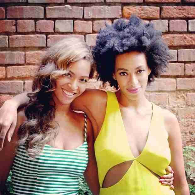 Beyonce and Solange Bond in New Orleans — What Fight? (UPDATE: Jay-Z Was There, Too!)