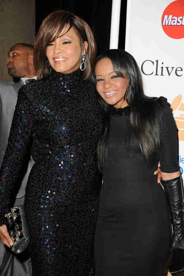 Bobbi Kristina Brown Says She's the Only Person to Play Whitney Houston in Biopic