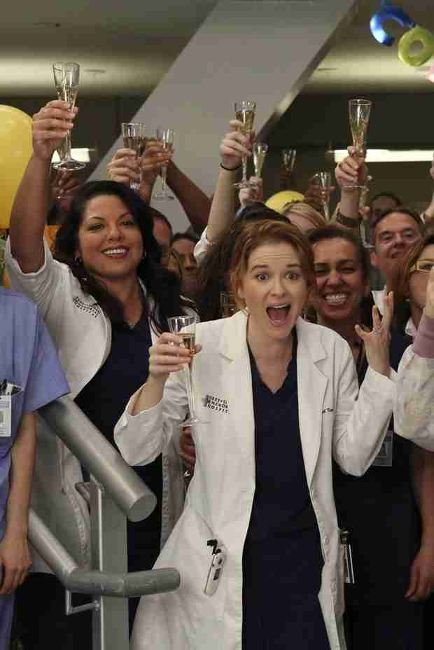 Grey's Anatomy Is Broadcast TV's Top Drama Among 18-to-49-Year-Olds