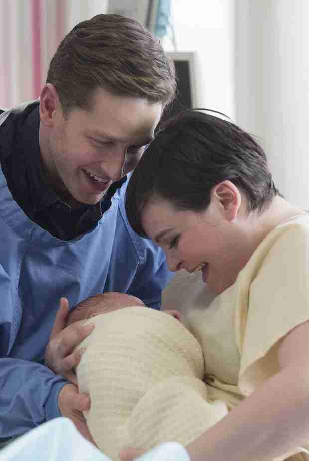 "Once Upon a Time Spoiler: Snowing Baby's Name Is ""Absolutely Significant"""