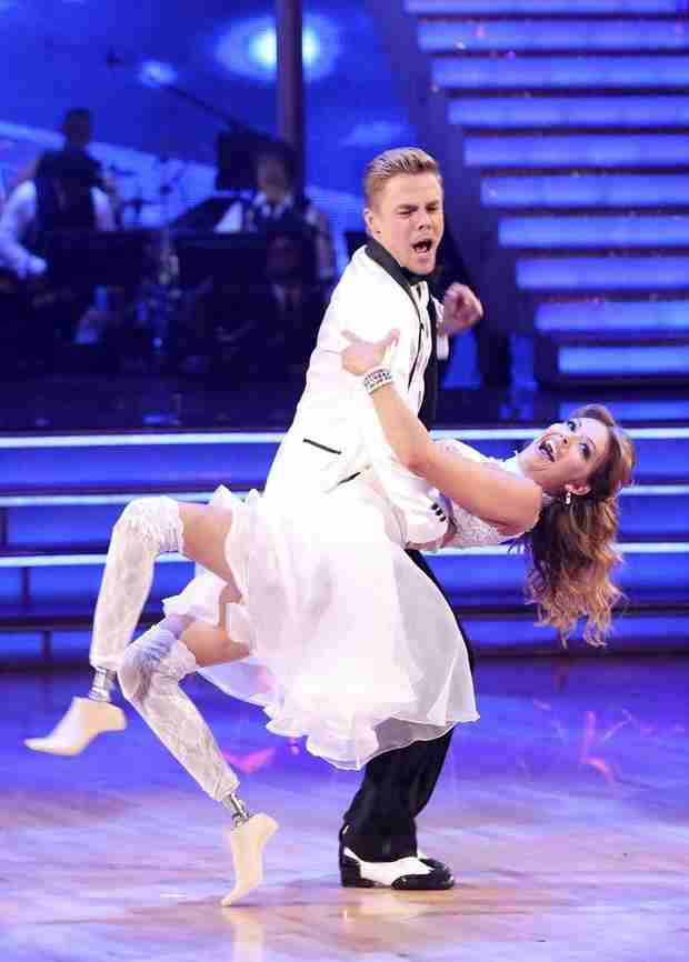 Why Amy Purdy and Derek Hough Will Win Dancing With the Stars Season 18