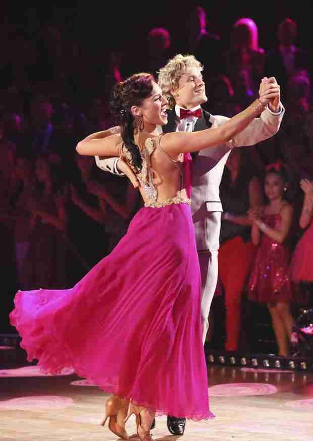 """Charlie White """"Disappointed"""" to Leave DWTS, Felt Meryl Davis Battle Was """"Contrived"""""""