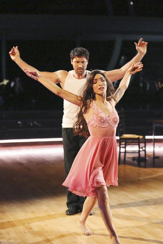 Meryl and Maks Have No Regrets About Rumba, Aren't Aiming to Please Judges