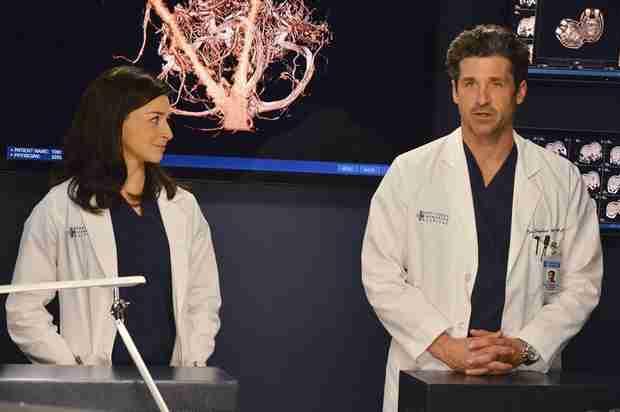 Grey's Anatomy Spoilers: Amelia Still Battling Demons, Says Caterina Scorsone