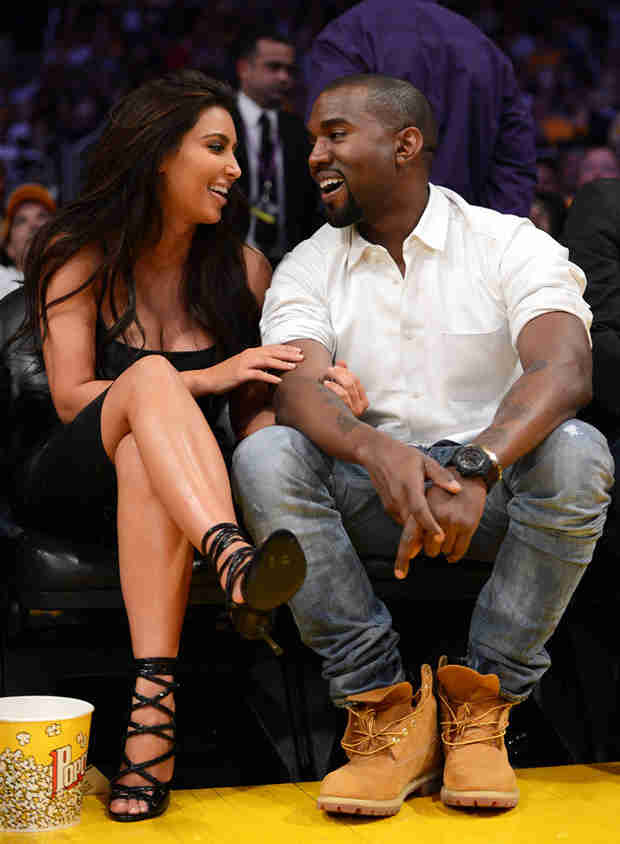 Kanye West Doesn't Want Kim Kardashian to Film Any More KUWTK Spin-Offs