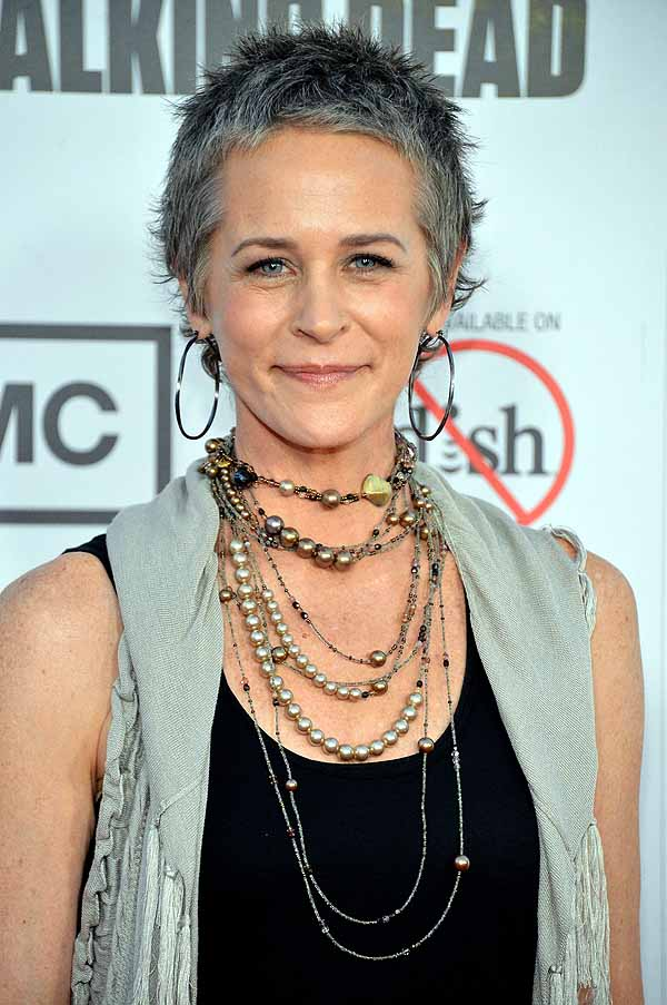 Melissa McBride Thanks Fans For Support After Critics' Choice Television Award Nom