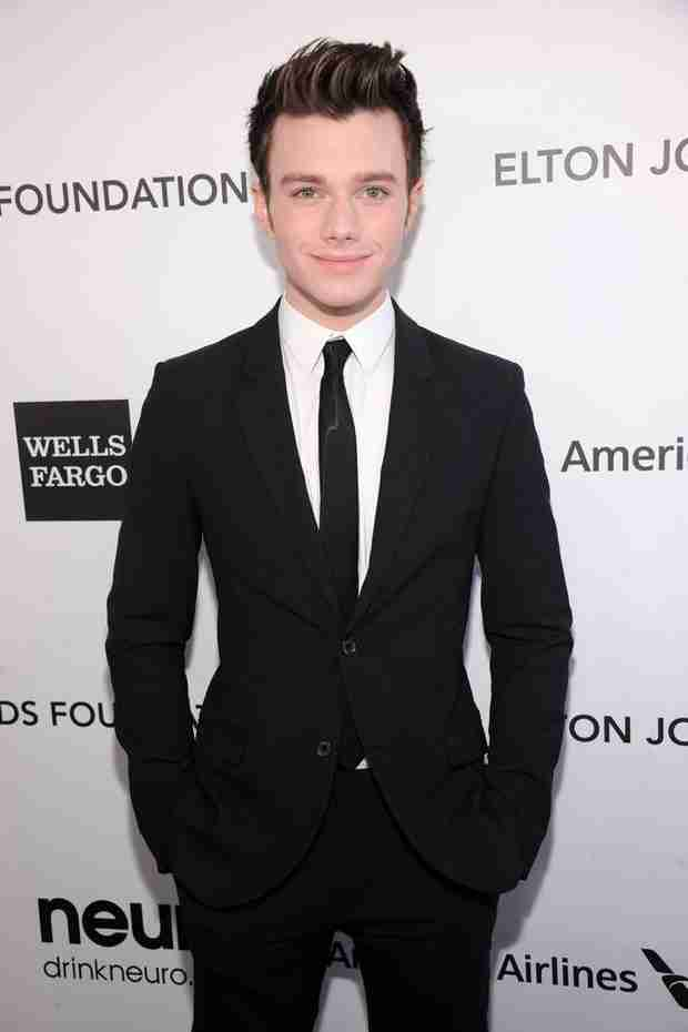 Chris Colfer to Star in Movie Based on Playwright Noel Coward's Life