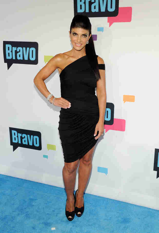 Teresa Giudice Panicked About Real Housewives of New Jersey Reunion Show? —  Report