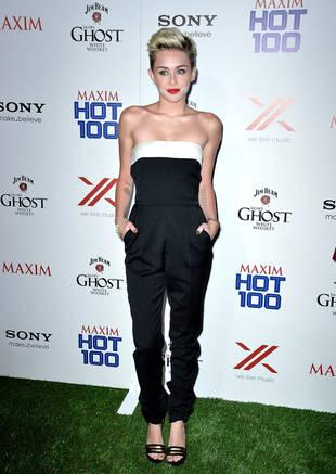 "Miley Cyrus on Near-Nude Portrait Taken at Age 15: ""I Definitely Wasn't Sorry"""