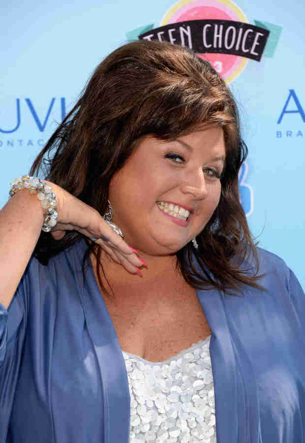 Abby Lee Miller as Guest Judge on Dancing With the Stars — How Would You Score Her?
