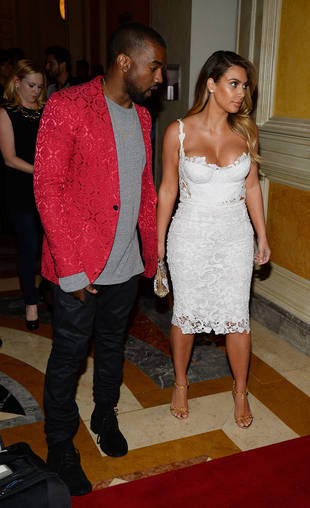 Kanye West Unleashes His Inner Control Freak Over Wedding Plans (VIDEO)