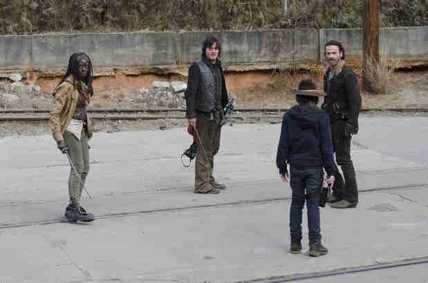 The Walking Dead Season 5: How Will Rick's Group Escape Terminus? Fans Share Theories!