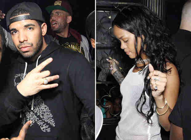 Rihanna and Drake Have Split — Report (VIDEO)