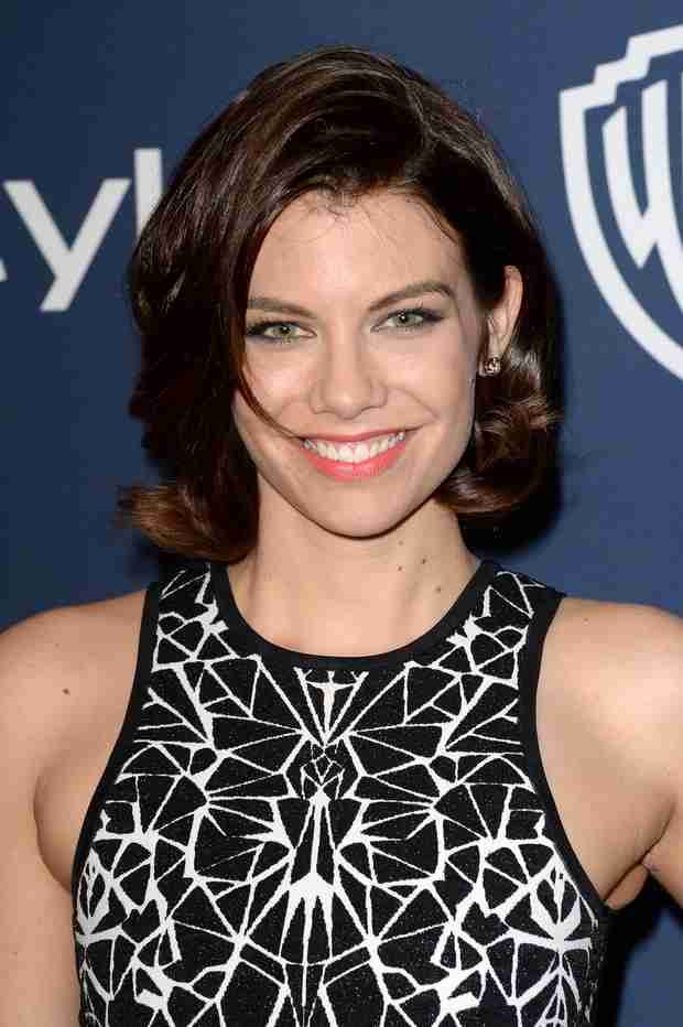 Lauren Cohan Takes a Break From Filming The Walking Dead… But For a Good Cause!