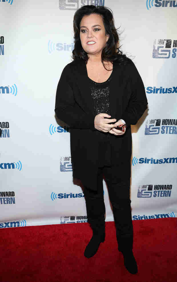 Rosie O'Donnell Aims to Lose 30 More Pounds After Surgery