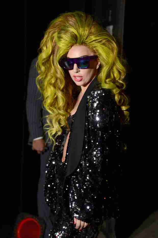 Lady Gaga Cancels Seattle and Vancouver Concerts Due to Bronchitis (VIDEO)