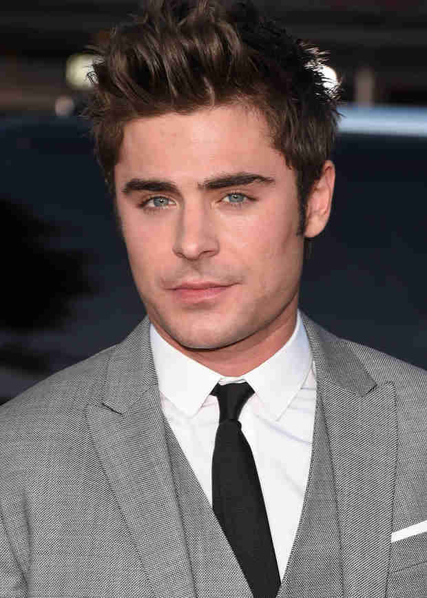 """Zac Efron: Being Open About Rehab is """"A Giant Weight Off My Chest"""""""