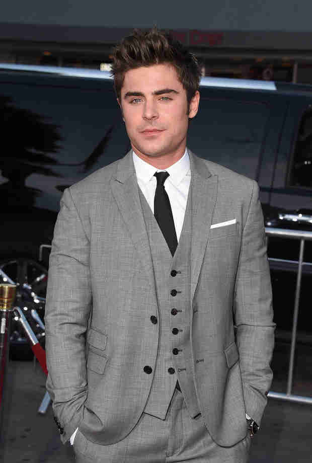 Marvel Wants Zac Efron to Star in Upcoming Movie Franchise — Report