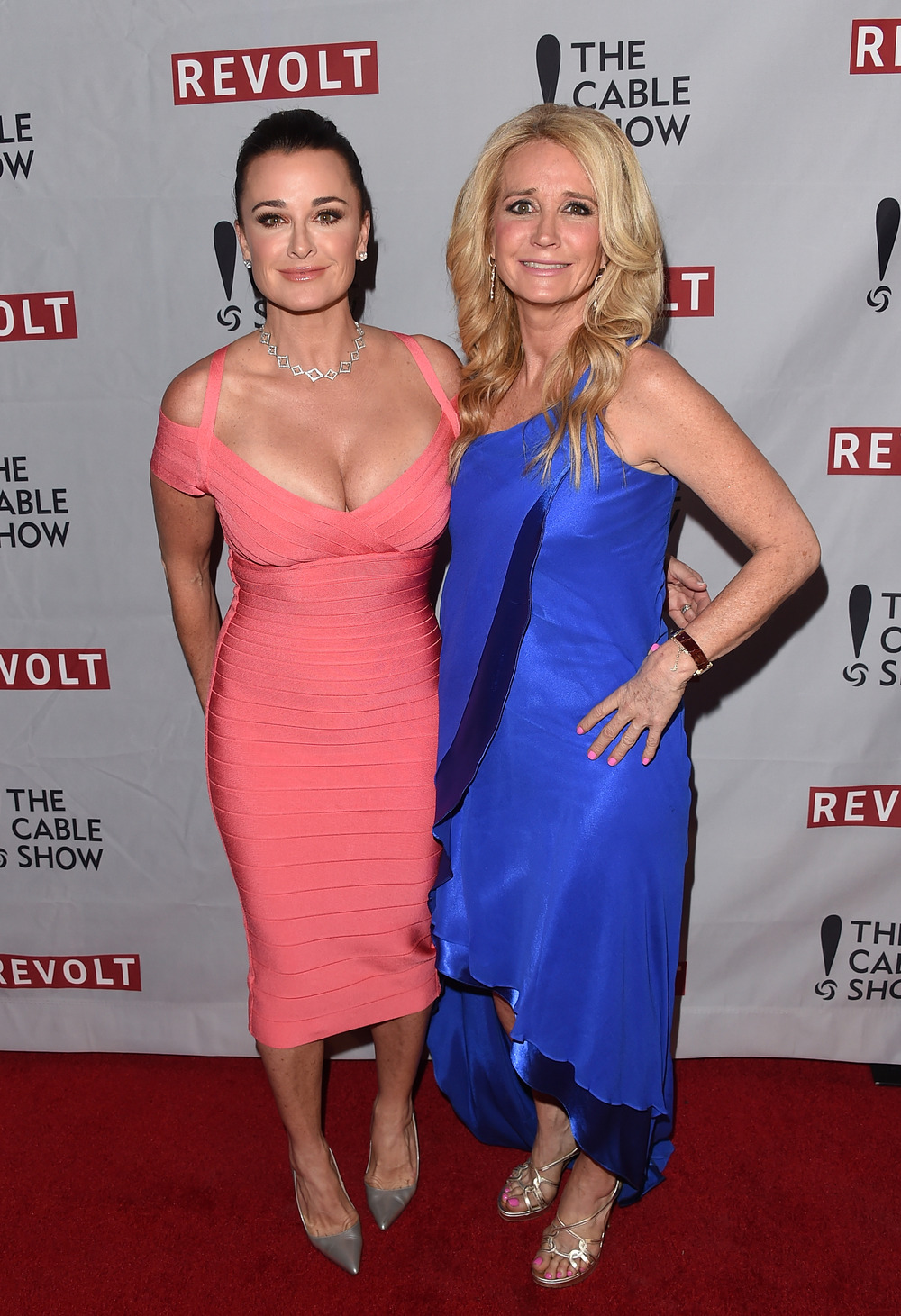 Kyle Richards and Kim Richards Party Together — Looking Good, Girls! (PHOTOS)