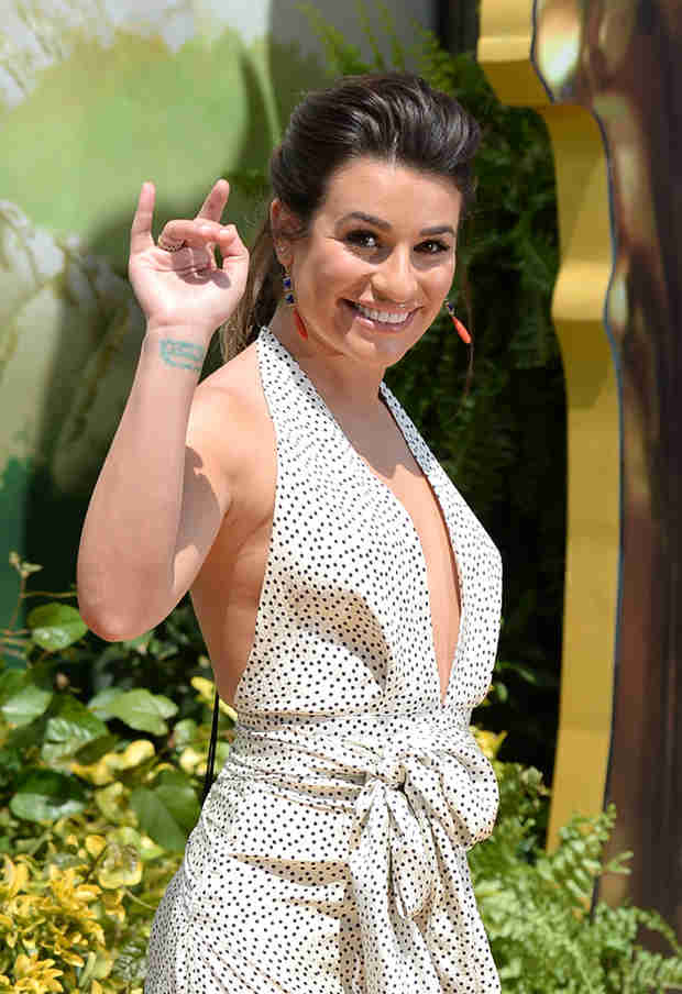 Lea Michele Reveals What Music, People, and Places Inspire Her