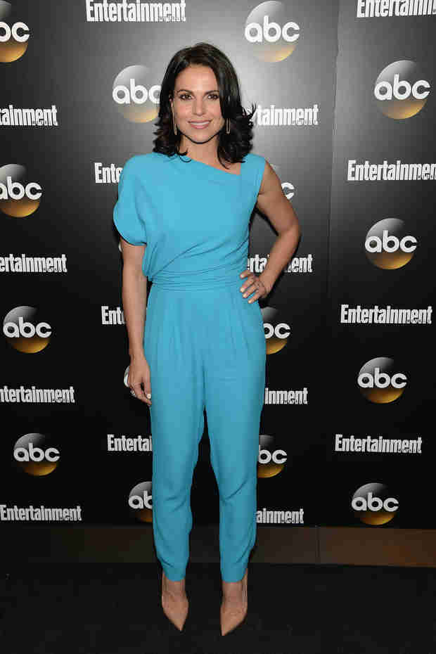 OUAT Star Lana Parrilla Jokes About Humpty Dumpty Joining the Show