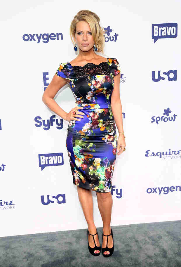 Dina Manzo's Look for the Bravo Upfronts: Get All the Details