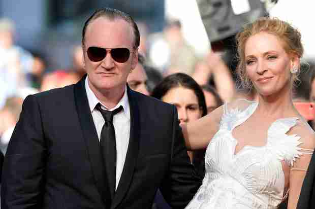 """Uma Thurman and Quentin Tarantino Are Now Dating: """"He's Loved Her For Years"""""""