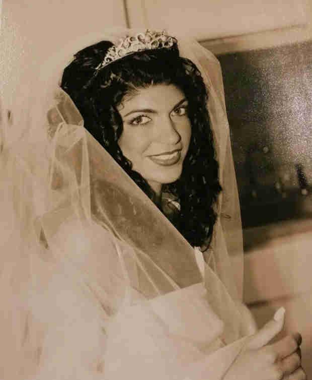 Check Out Teresa Giudice on Her Wedding Day!