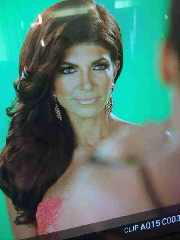 Teresa Giudice Gets Glam for Special Photo Shoot