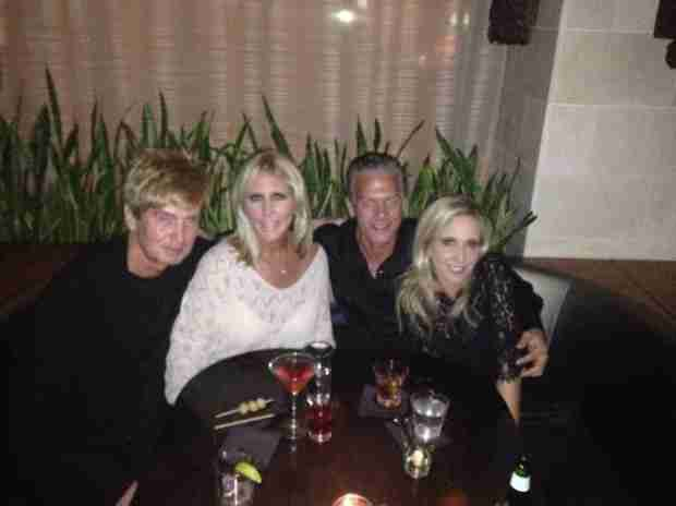 Vicki Gunvalson Spotted With a New Guy in NYC — Are They Just Friends?