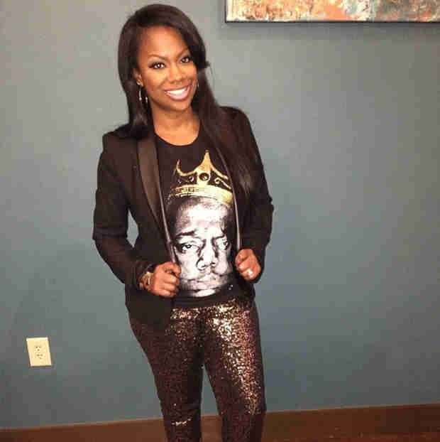 Is Kandi Burruss Moving From TV to Radio? RHoA Star Hints at Her Own Show