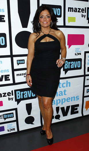 Kathy Wakile Talks About Her Reduced Real Housewives of New Jersey Role