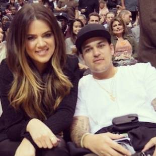 Rob Kardashian Skipped Kim Kardashian's Wedding After She Dissed His Weight — Report