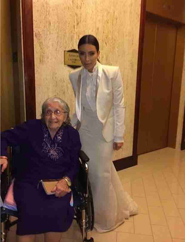 Kim Kardashian: Activist? KUWTK Star Attends Genocide Awareness Event