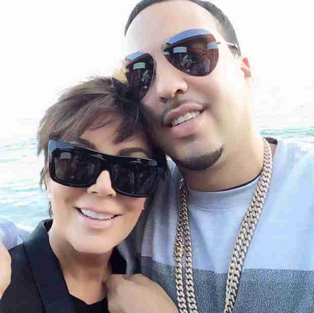 How Did French Montana Win Over Kris Jenner?
